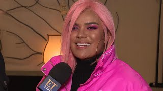 2019 Billboard Latin Music Awards Rehearsal: Karol G (Full Interview)