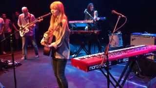 Red Face - Lucy Rose. Mosaic Music Festival 2014.