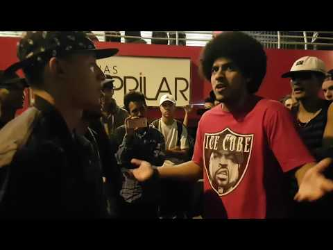 Jhon e Felipe X GR e Panda |GUERRA DO FLOW| Final