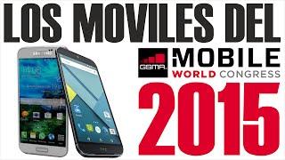 Los Teléfonos Móviles del MWC 2015: Galaxy S6 y HTC One M9