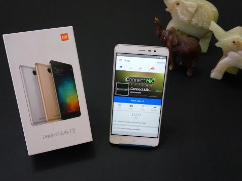 Xiaomi Redmi Note 3 - Snapdragon 650 Edition Full Review - مراجعه شاومي ريد مي نوت 3
