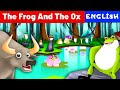 FROG AND THE OX İN ENGLİSH - STORİES FOR TEENAGERS - ENGLİSH TALES - FROG AND OX TALE - FROG TALE