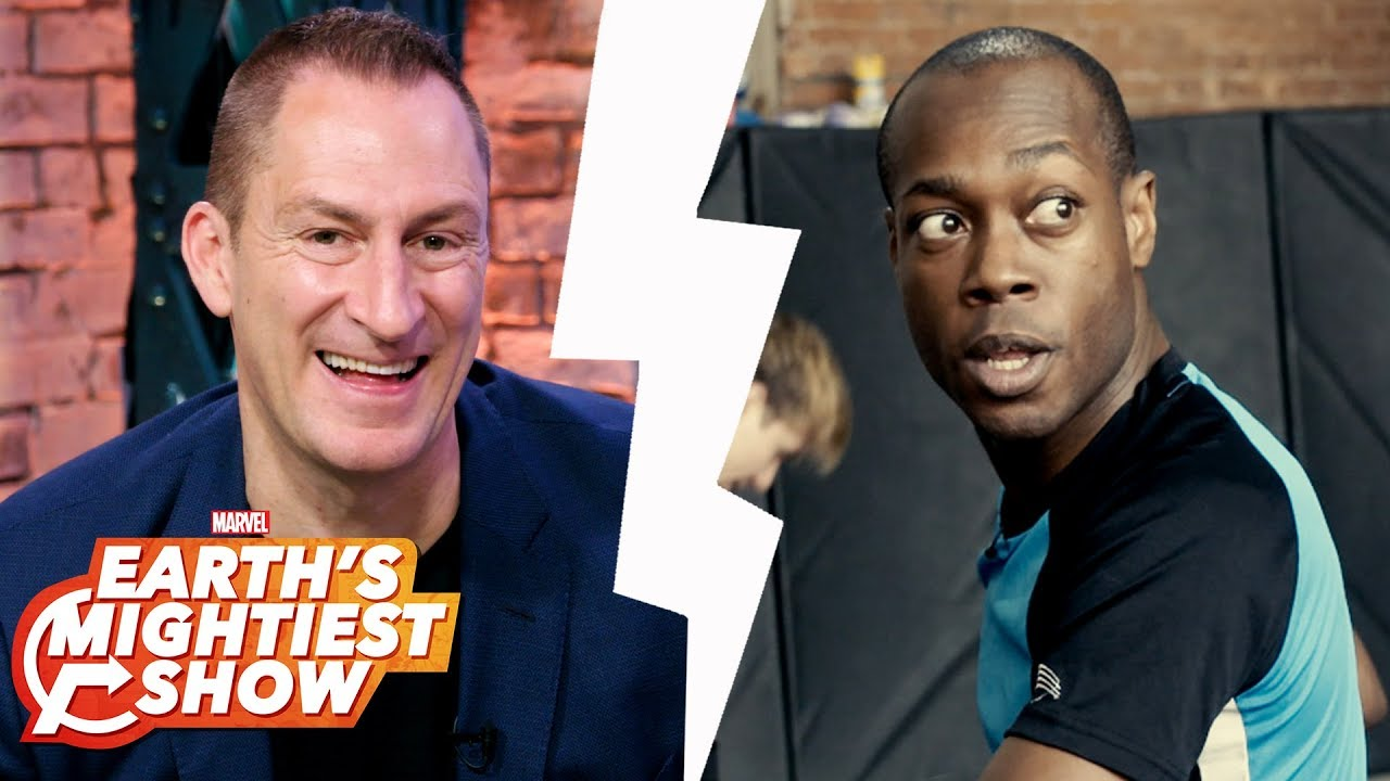 Cash Cab's Ben Bailey, Marvel's Iron Fist stunts and more!   Earth's Mightiest Show