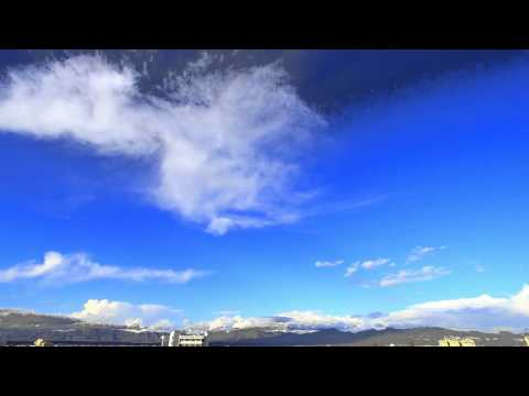 Time Lapse: Clouds Over Nicosia
