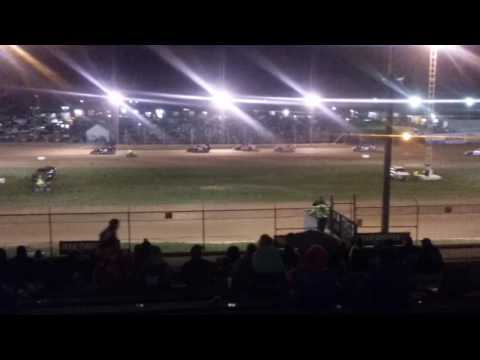 Modifieds Feature Part 2/2  Lincoln Park Speedway