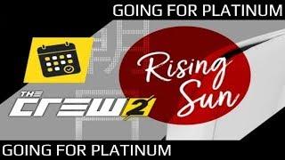 The Summit 2019 - Rising Sun (PLATINUM RUN) - The Crew 2