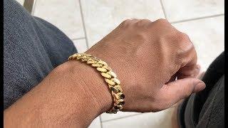 10mm Miami Cuban Link Bracelet DanielJewelryInc Review
