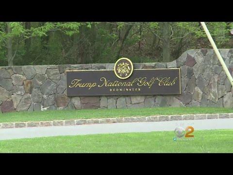 Bedminster, NJ Prepares For Presidential Visit