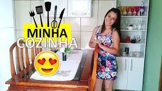 TOUR PELA MINHA COZINHA | Tati Barbosa