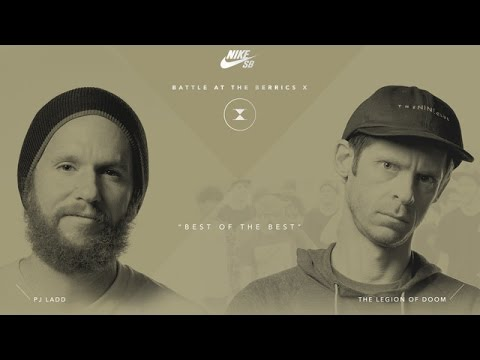 BATB X | PJ Ladd vs. The Legion of Doom -...