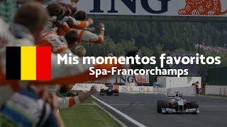 F1 GP Bélgica - MIS 6 momentos favoritos en Spa-Francorchamps | Efeuno