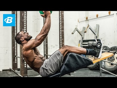 Sculpt Monster Abs With Just 4 Moves   Rodney Razor