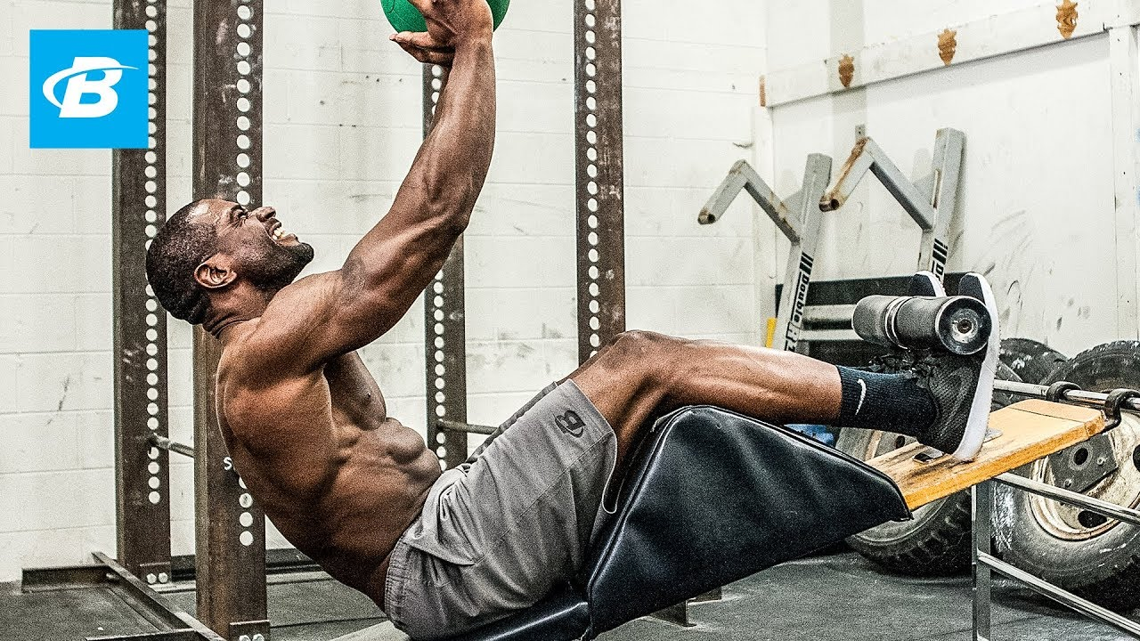 WATCH: 4 MOVES TO BULK UP YOUR CHEST AND BACK