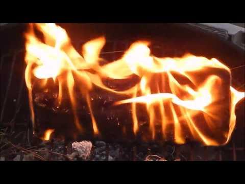 Burning the Yule Log ~ soft guitar music