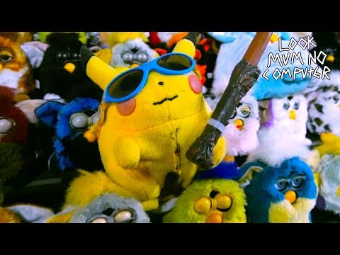 WIZARD PIKACHU's at the Car Boot Sale Challenge with Barns Courtney