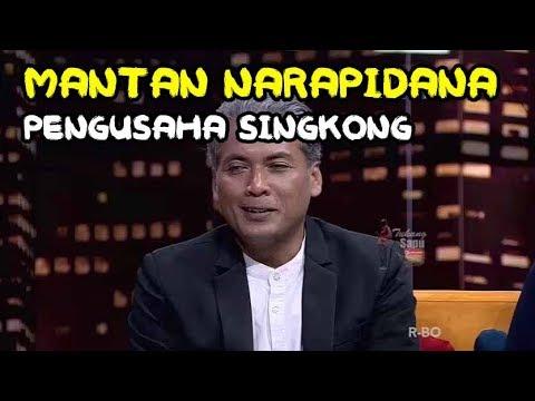 MANTAN NARAPIDANA JADI PENGUSAHA SINGKONG KEJU - Hitam Putih 6 November 2017