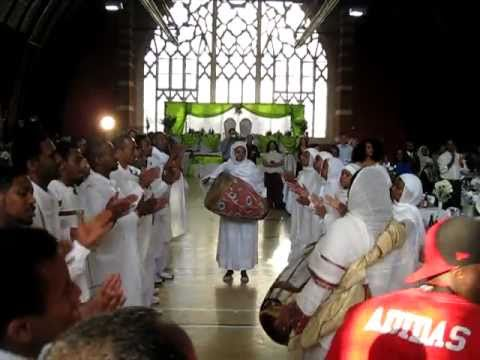 Ethiopian Orthodox Wedding 1