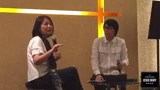 On Trending Talk Show topic Beautiful Mind - Metanoia - LGBT @GBI WTC Serpong   Veronica Wong