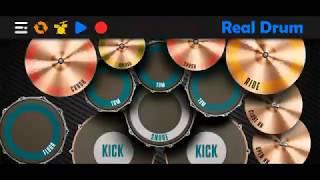 DALAN LIYANE COVER Real Drum app