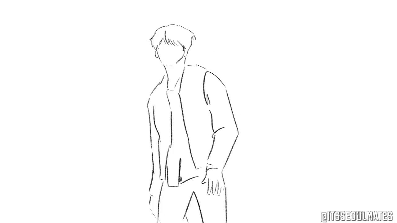 Bts_not Today Animation