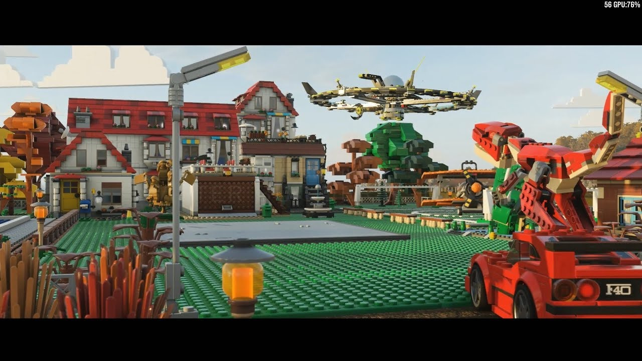 Forza Horizon 4 - The Entire LEGO Expansion in 18 minutes (All House Building Cutscenes) thumbnail