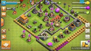 Troll base creating (clash of clans clan)