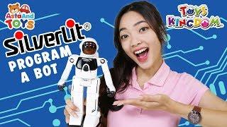 Robot Penjaga Rumah Program A Bot (Silverlit) - Asta And Toys