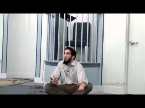 ~This Lecture Will Change Your Life~ ᴴᴰ iA | Islam and Ego | Nouman Ali Khan