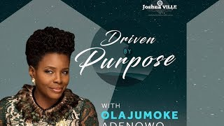 Driven by Purpose (Part 3) 28-05-2017