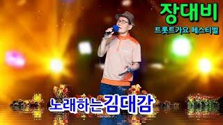 장대비/김대감 (원곡정윤승) 트롯트가요 국민행복 페스티…