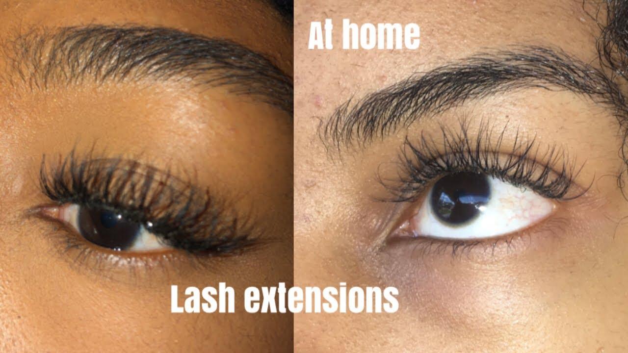 Diy Lash Extensions Permanent