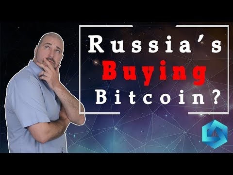 Russia Is Buying Bitcoin? Fake News?