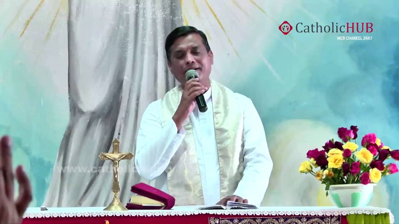 Tamil Retreats-2  By Rev.Fr.Syril Doss (SVD) @ DWC,Muthangi, Hyd,TS,INDIA,17-05-16
