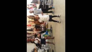Ramatoulaye Aissatou And Mariama and Aldj doing