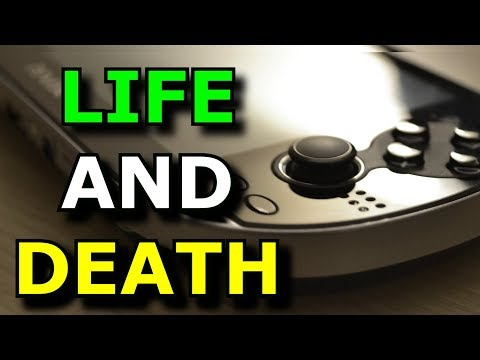 The Life and Death of the PlayStation Vita! - Retrospective Review