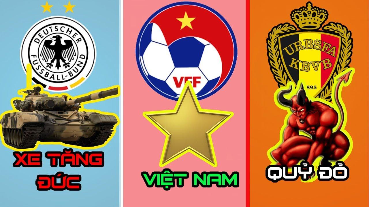 Biệt danh của các đội tuyển bóng đá quốc gia trên thế giới. Có thể bạn không biết ?