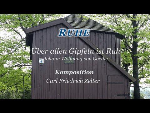 Über allen Gipfeln ist Ruh - Carl Friedrich Zelter - Duo con emozione