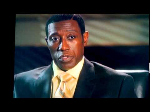 """Wesley Snipes & Richard Roundtree Say: """"Never Forget"""""""