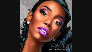 Brandy - Put It Down ft. Chris Brown (Slowed Down)