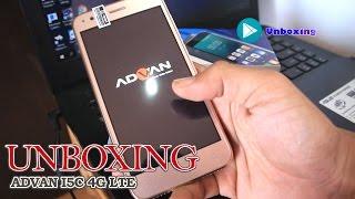 vuclip UNBOXING ADVAN I5C 4G LTE, Smartphone Lokal Tapi....