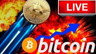🔥 BITCOIN LIVE STREAM🔥bitcoin litecoin price prediction, analysis, news, trading
