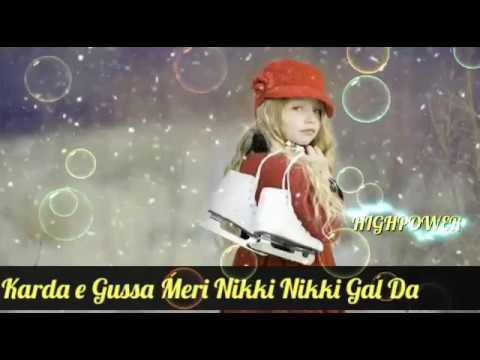 Nit Di Narazgi Teri || Whatsapp Status Video || Hifi Records