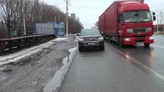 Автомобиль с белорусскими номерами более 30 раз нарушил ПДД