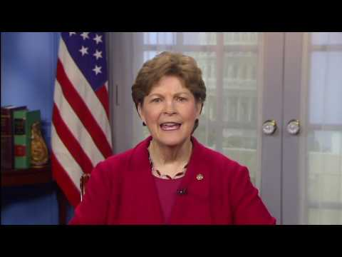 Senator Jeanne Shaheen Delivers Weekly Democratic Address