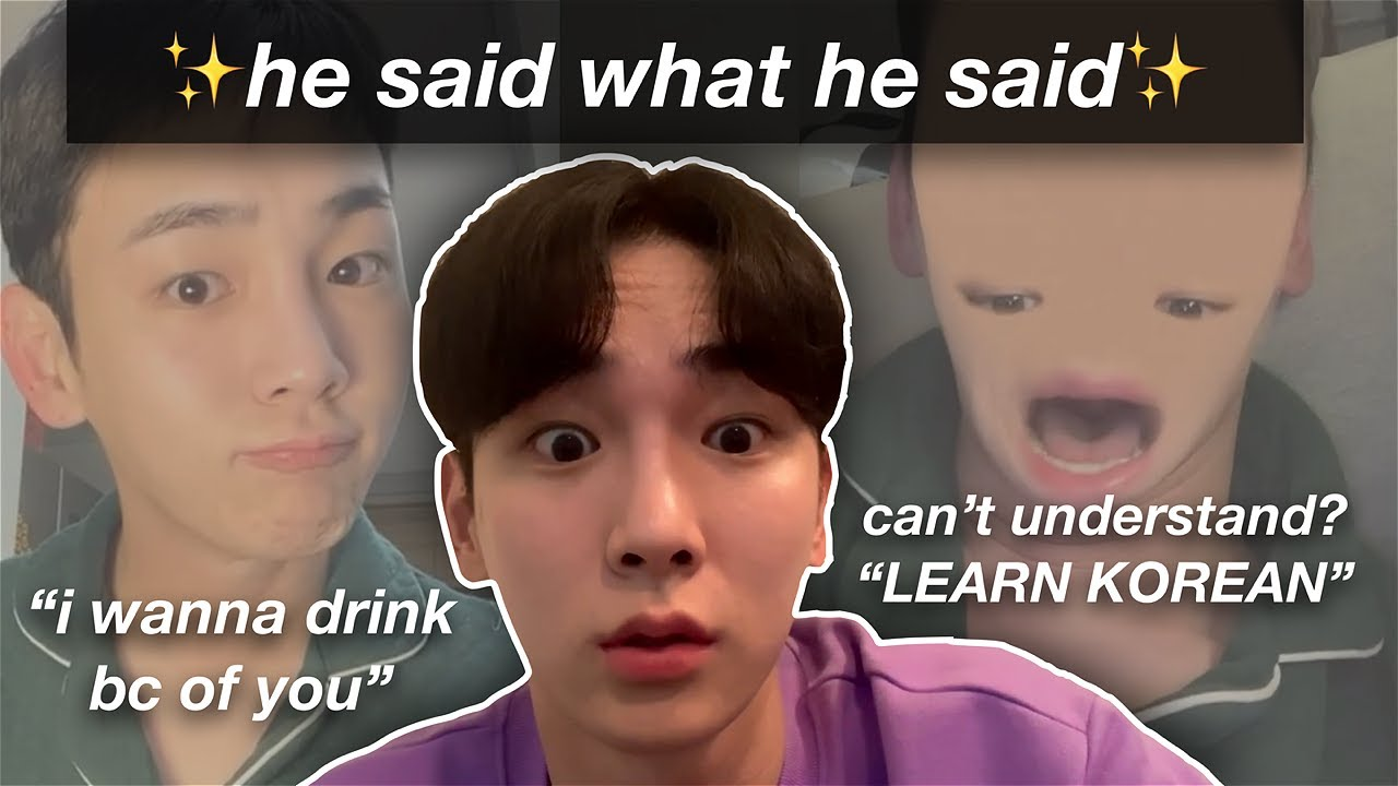 Kim Kibum Being the Most Iconic Idol on Livestreams (2020-2021 FUNNY MOMENTS)
