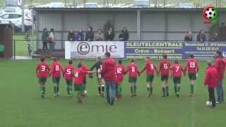 KFCE Zoersel B - SV Wildert C (U15)