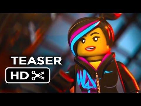 The Lego Movie Official Teaser - Wyldstyle (2013) - Movie HD from YouTube · Duration:  26 seconds