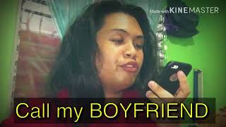 Call my Boyfriend - mp4