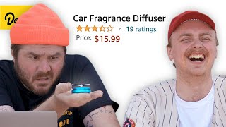 We Bought the Weirdest Car Products on Amazon