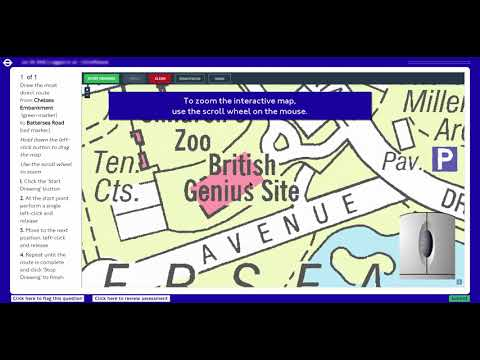 Topographical assessment - Transport for London